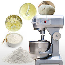 220v 20l Commercial Multi Function Dough Food Mixer Egg Beater Dough Blender