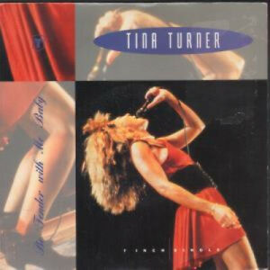 TINA-TURNER-Be-Tender-With-Me-Baby-7-034-VINYL-UK-Capitol-B-W-Live-Version-Cl593