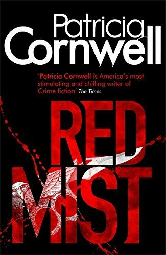 1 of 1 - Red Mist: Scarpetta 19 by Cornwell, Patricia 1408702320 The Cheap Fast Free Post
