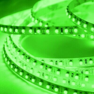 16.4 FT ABI 600 LED Double Density Light Strip 12V SMD 3528 Green