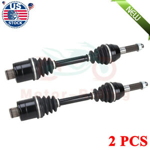 Rear Left Right CV Axle Fit For Polaris 4x4 Sportsman 450//500//700//800 07-14 ATV