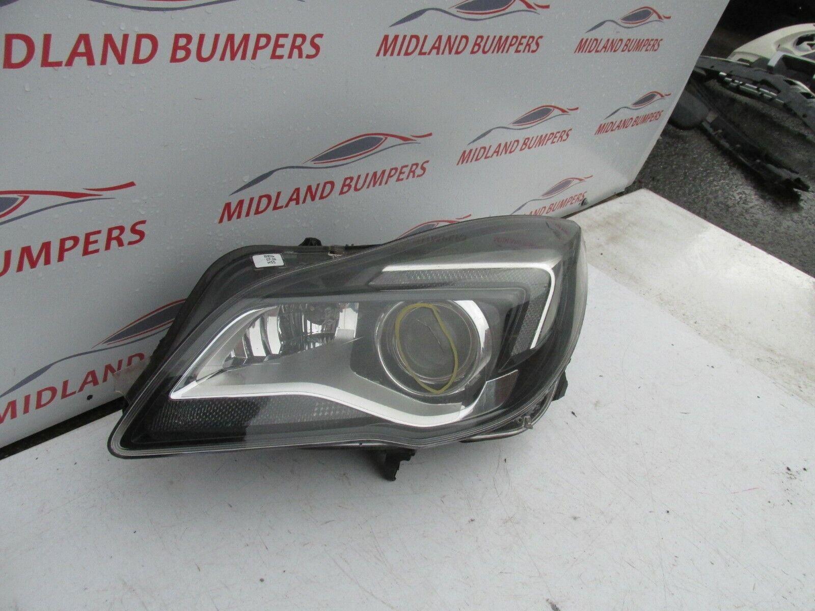 2016 vauxhall insignia headlight bulb