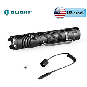 Olight-M1X-Striker-1000-Lumens-LED-Dual-switch-Tactical-Flashlight-with-RM1X
