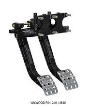 Wilwood Triple Cylinder Brake Pedal Box Assembly Reverse Swing Mount 5.1:1