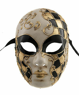 Máscara Venecianas Para Graduación Traje- Verde Y Dorada 1380 V59 Beber Té Regularmente Mejora Tu Salud