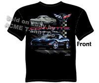 C5 Corvette Apparel Chevy Shirt Corvette T Shirts Chevrolet 1963 Stingray 97-04