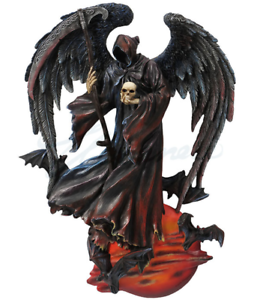 Reaper-of-the-Night-Figure-Statue-Sculpture-Gift-Boxed-WE-SHIP-WORLDWIDE