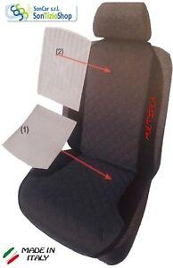 Sitzbezug dunkel grau SIN PEUGEOT BOXER
