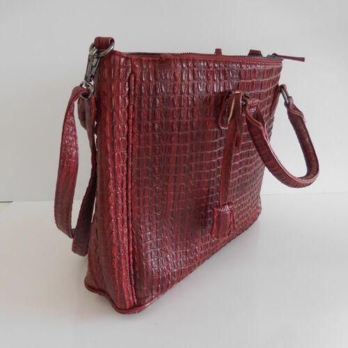 Shoulder Femme Woman Red Rouge Venezia À Sac Main Bag Ovs Bandoulière CaxqY