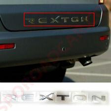 """Genuine Emblem /""""KORANDO/"""" LETTERING 1p For Ssangyong KORANDO 98~05  #7995106000"""