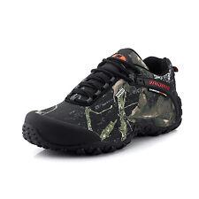 Outdoor Travel Waterproof Climbing Boots Camping Hiking Trekking Sports Shoes An