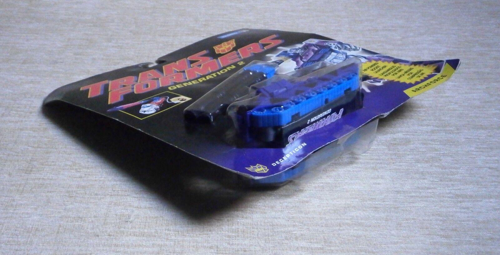 Transformers  archforce  maggior parte dei dei dei HASBRO 1993 Vintage Nuovo di zecca SU autoTA SIGILLATO 4f28c8