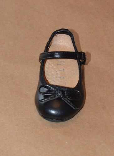 Mädchenschuhe Kinder Festliche Ballerina Pumps mit Absatz Lackoptik schwarz F111