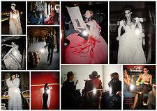 Shiraz Tal Michelle Behennah Trish Goff vintage clippings Vogue Italia 1994
