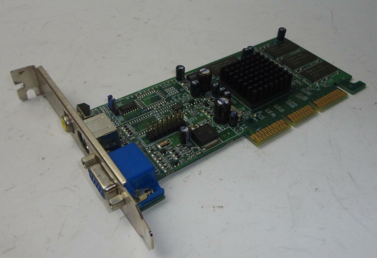 64MB ATI Radeon 7000 1024-9112-06-SA VGA / DVI / TV-Out Graphics Card