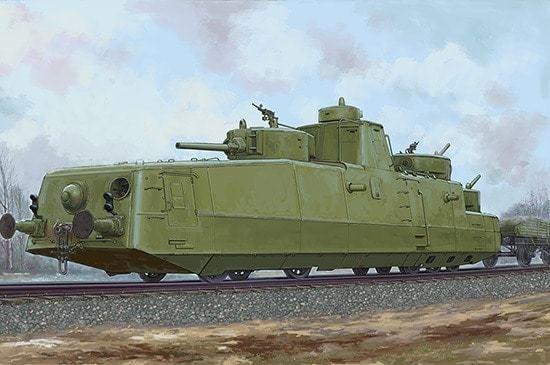 Hobby Boss 1 35 Soviet MBV-2 (Late F-34 Gun)