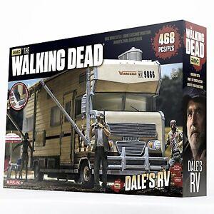 McFarlane-Toys-Construction-Sets-The-Walking-Dead-TV-Dale-039-s-RV-Set