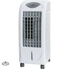 Portable Room Evaporative Air Cooler Indoor For Home Unit Fan Ice 3D Cooling Pad