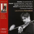 Ouvertüre op.3,1/Violinkonzert Fantasia/+ von Camerata Salzburg,Kavakos (2004)