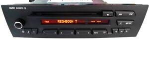 Original-BMW-Business-CD-Autoradio-AUX-1er-3er-X1-E81-E82-E84-E87-E88-E90-E93