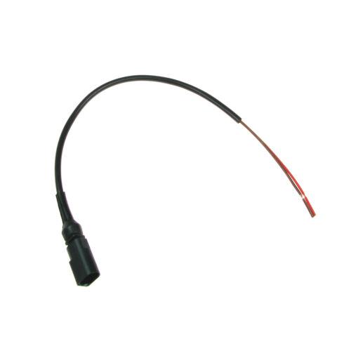 Reparatur-Satz 1J0973802 Stecker 2-pol Kabelbaum ABS ESP für VW AUDI SKODA SEAT