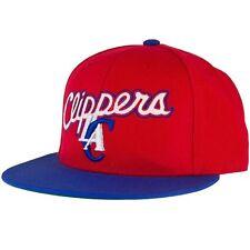 Adidas Nba Los Angeles Clippers Wool Snapback Cap Osfa New