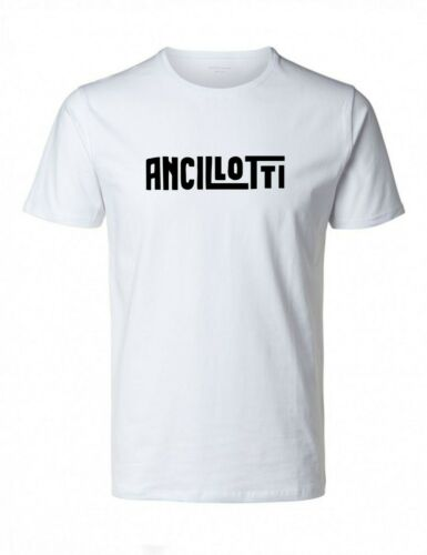 taille S-3XL lambretta vespa tshirts Rétro Ancillotti Italien Scooter T-shirt