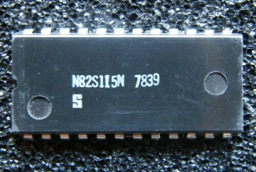 N82s115n 512x8bit Field Programmable bipolaires Prom Signetics