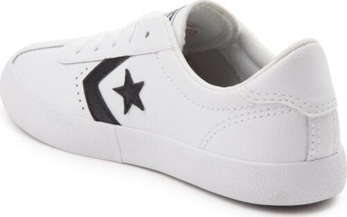 Converse Kids Breakpoint OX Star Player Leather Trainers Children Shoes 658205C