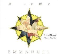 O Come Emmanuel by David Nevue (CD, 2003, Midnight Rain Productions)