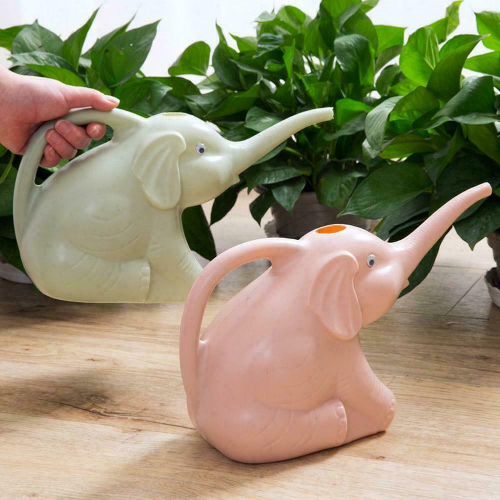 Elephant Watering Can Sprinkler Garden Greenhouse Indoor Plant Sprinkler S0M2