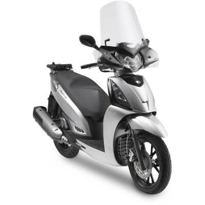 Windscreen with attachments for kymco peoples 125 kymco peoples 200
