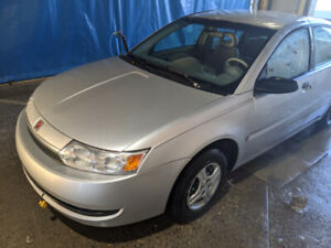 2003 Saturn Ion for only $1400