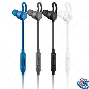 new apple beats by dr dre beatsx x wireless bluetooth in ear headphones headset ebay. Black Bedroom Furniture Sets. Home Design Ideas