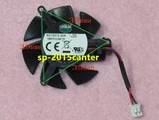 For 45mm PLD05010S12HH Fan ATI FIRE HD 6450 #SP62