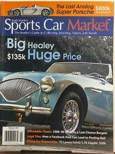 Sports Car Market Feb 2017 Big Healey Huge Price Super Porsche FREE SHIPPING sb