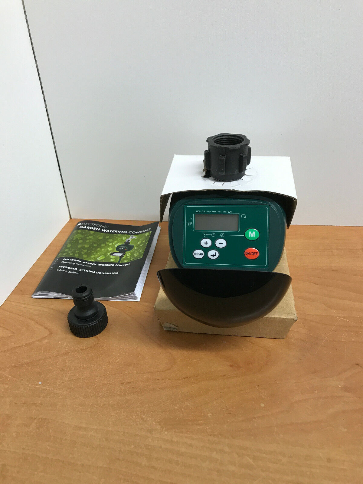 Automatic Watering Control Florabest KH4083 7 Day Watering Computer New Unused
