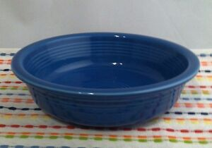 Fiestaware-Lapis-Medium-Bowl-Fiesta-Blue-19-oz-Cereal-Bowl