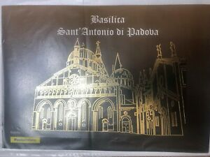 FOLDER-BASILICA-DI-SANT-039-ANTONIO-DI-PADOVA-EMESSO-DALLE-POSTE-ITALIANE-PERFETTO
