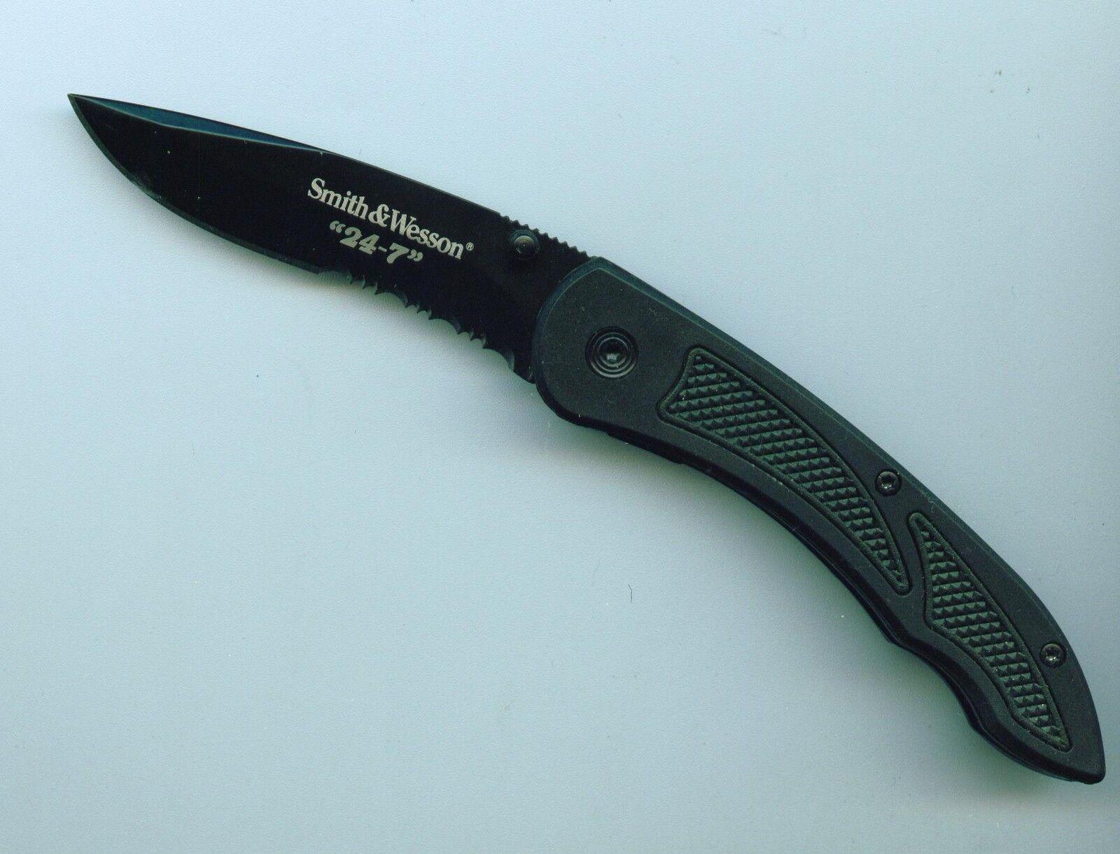 Smith & Wesson SWAT S&W Einhand-Messer SWLFS