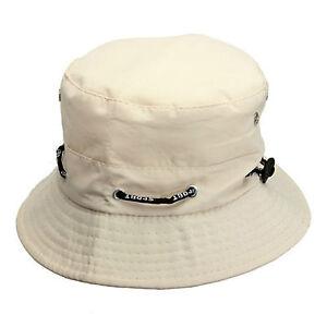 f87642df356 ... shopping image is loading beige bucket hat hunting fishing outdoor cap  men b7f7b bfad6 ...