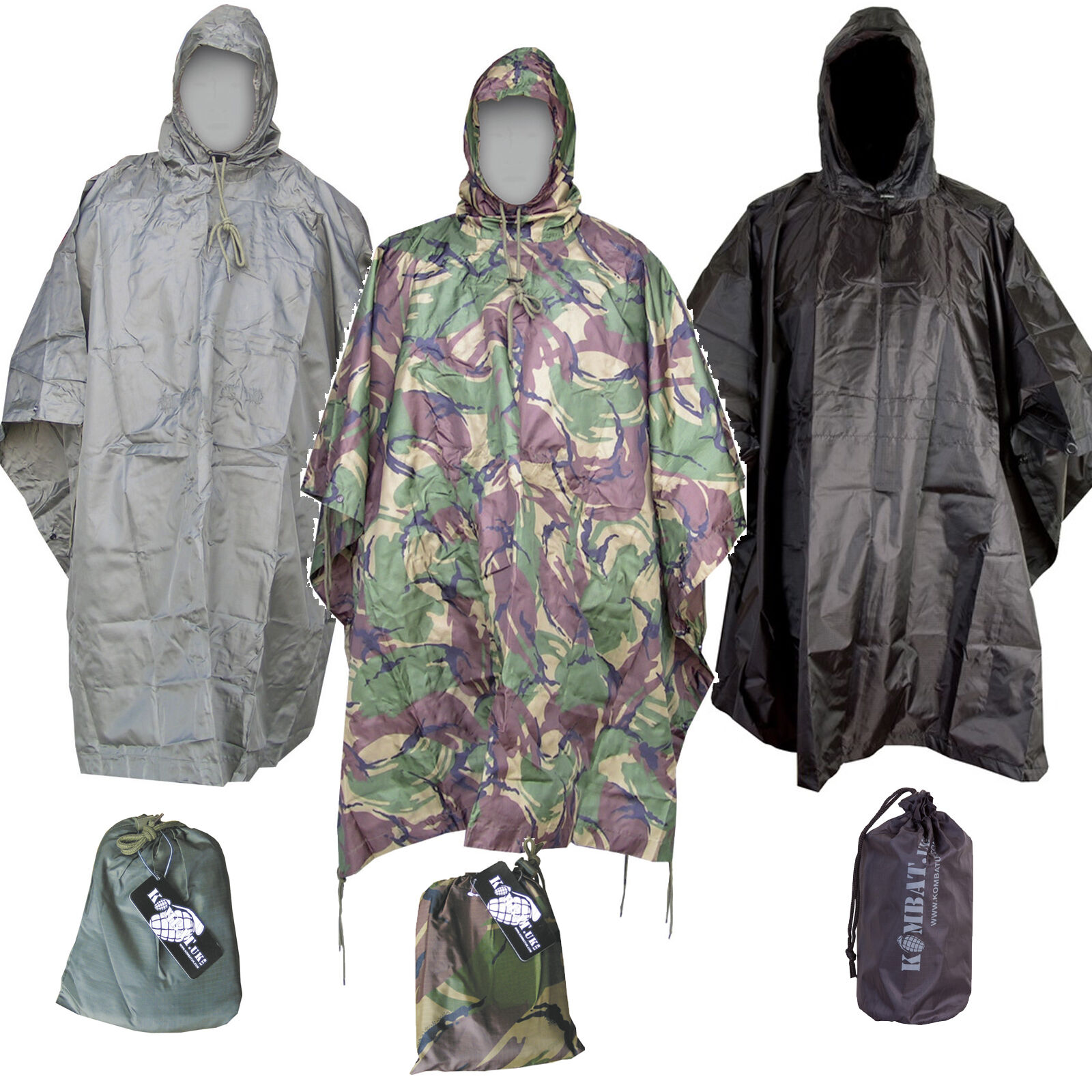 High Qualität Waterproof Poncho Ideal Flooding For Hiking, Cycling, Festivals, Flooding Ideal 6331a7