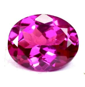 AAA+ 15.95 Ct Natural Pink Pyrope Garnet Oval Stunning AGSL Certified Gemstone