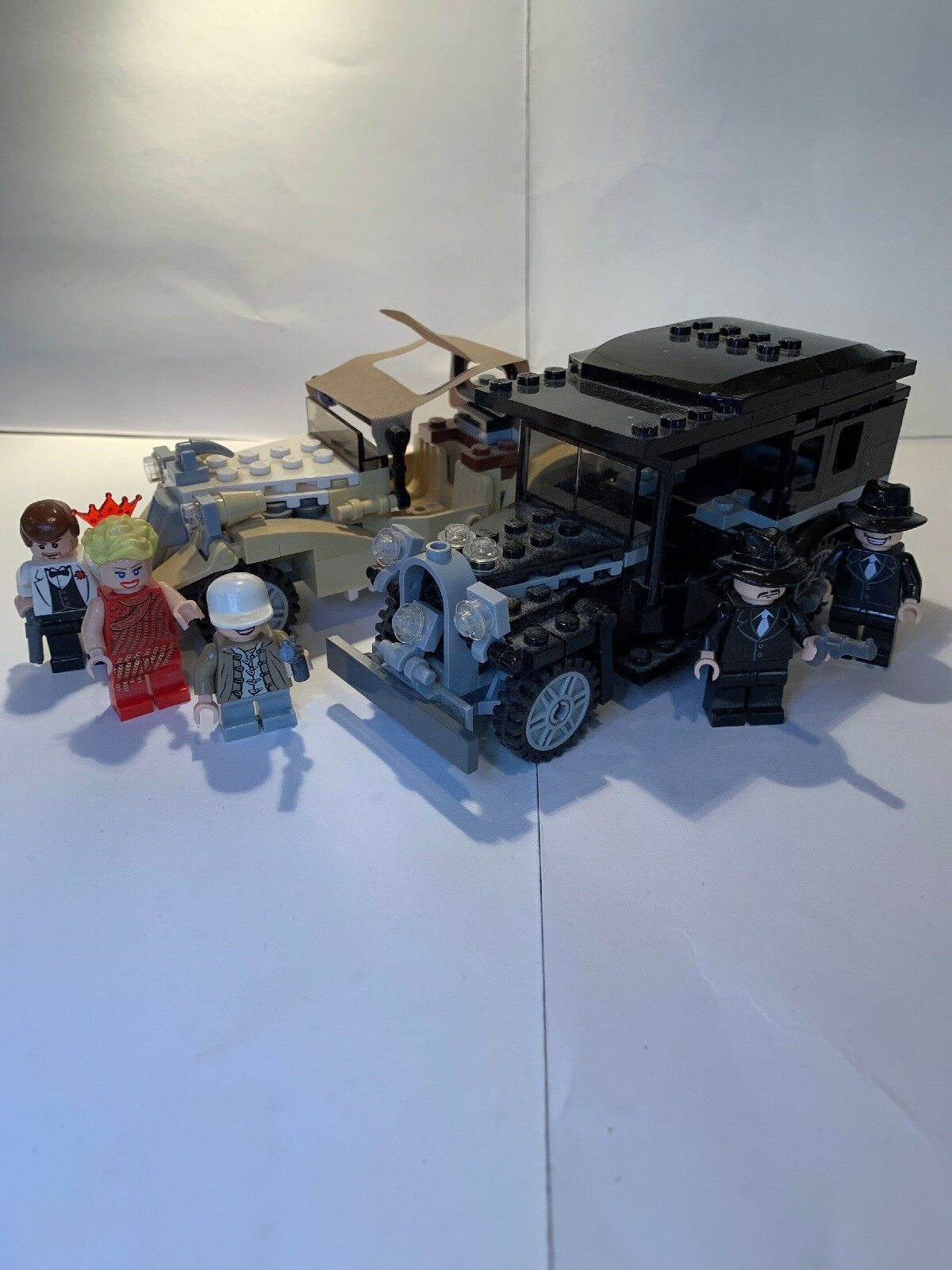 LEGO Indiana Jones Shanghai Chase 7682