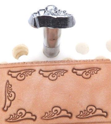 Midas Ivan # 01 Leather Stamp Craft Tool H K 8600 number