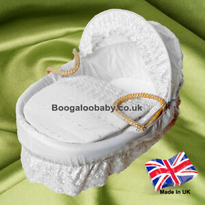 Isabella-Alicia-White-Broderie-Anglaise-Replacement-Moses-Basket-Dressing-Covers