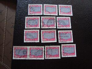 Switzerland-Stamp-Yvert-and-Tellier-N-679-x13-Obl-A4-Stamp-Switzerland
