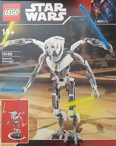LEGO STAR WARS 10186 GENERAL GRIEVOUS NEUF-NEW-NEU