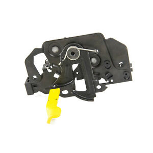 Details about NEW OEM 2014-2018 Ford Fiesta Hood Lock Latch with Perimeter  Anti-Theft