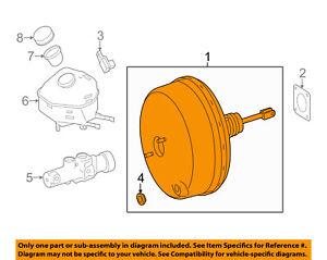 image is loading mercedes-mercedes-benz-oem-sprinter-3500-power-brake-